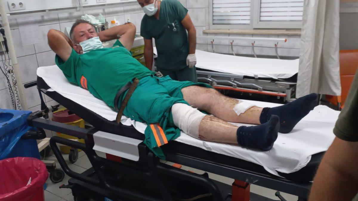 Bursa'da tüfekli kavga arasında kalan işçi vuruldu
