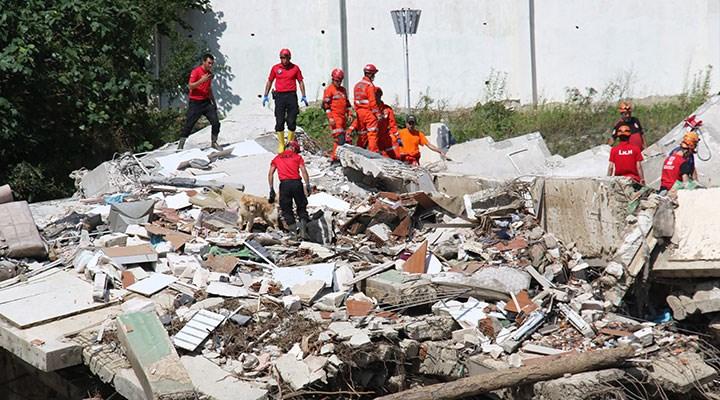 Kastamonu Valiliği'nden sel felaketinde hayatını kaybedenler hakkında açıklama