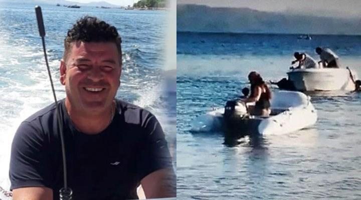 Sürat teknesiyle çarptığı Elvan Fırat Taşdöğen'in ölümüne neden olan Ender Küçük tutuklandı